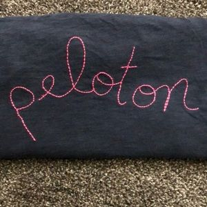 Peloton Burnout Stitched Tank
